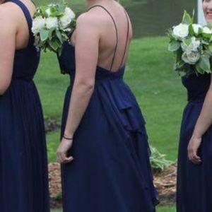 Weddington way bridesmaid dress no alterations